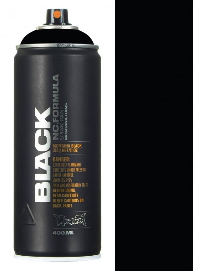montana black nc formula 400ml black. Black Bedroom Furniture Sets. Home Design Ideas